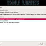 How To Install Kali Linux On Hard Disk