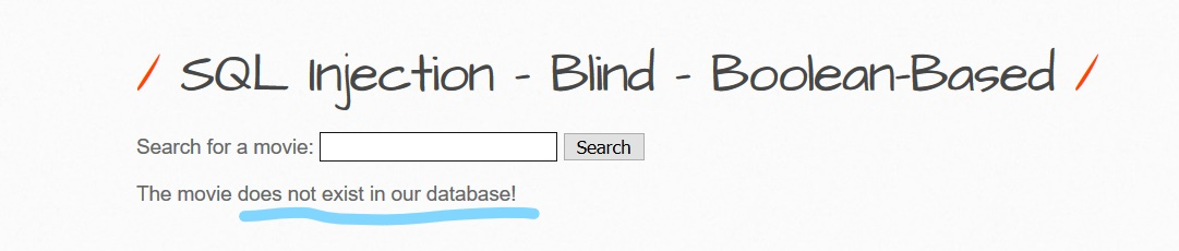 - Boolean Based Blind SQL Injection  How to do manually 5 - Boolean Based Blind SQL Injection on MySQL : How to Do Manually