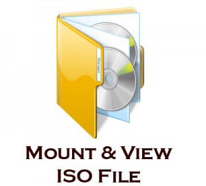 How To Mount ISO Image Files in Linux