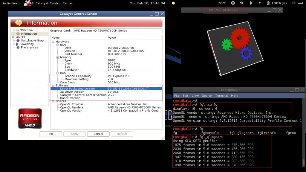 Install AMD ATI Driver (fglrx) in Kali Linux 1.0.6 with Kernel 3.12-6 fglrx version 13.251 - blackMORE Ops
